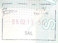 Entry stamp of Cape Verde.jpg