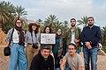 Equipe de Wiki Ksour Maroc - Mars 2020.jpg