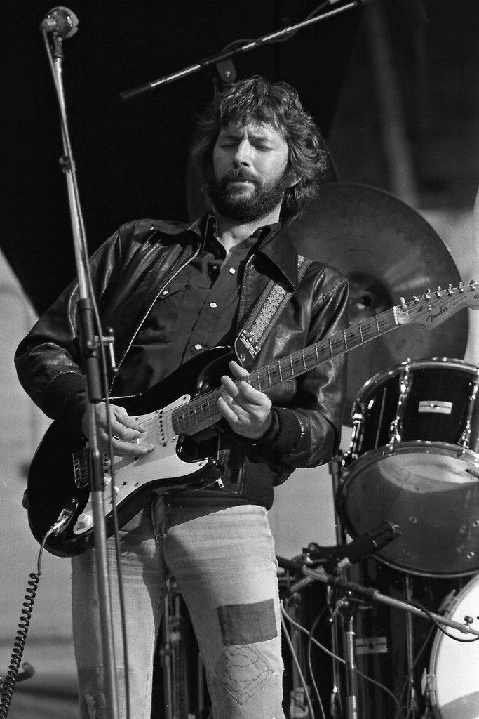 Eric Clapton 1978
