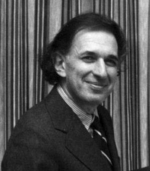 Eric Kandel - Kandel in 1978