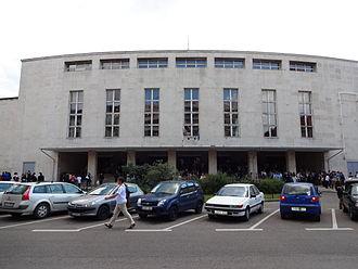 Erkel Theatre - The renovated Erkel Theatre in 2013