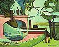 Ernst Ludwig Kirchner - Lützow-Ufer am Morgen - 1929.jpg