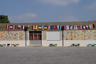 Europe Day - Image: Escola de Palmeira