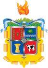 Coat of arms of Cotopaxi