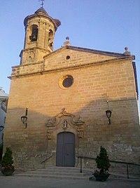 Església parroquial de la Nativitat de Maria (Montoliu de Lleida) 2012-09-06 19-54-15.jpg