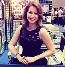 Esmé Bianco at San Diego Comicon 2013.JPG