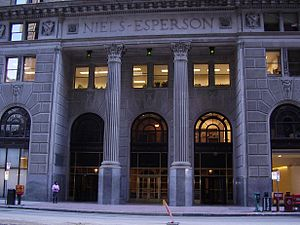Esperson Buildings - Image: Esperson 1