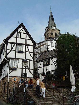 Kettwig - Old town