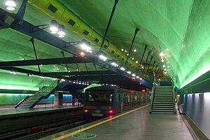 サンパウロ地下鉄