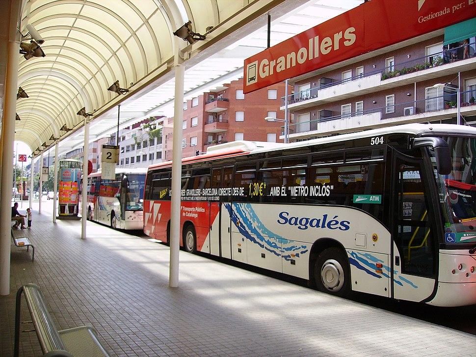 Estació Autobusos Granollers