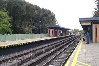 Estacion de Villa Bosch 2