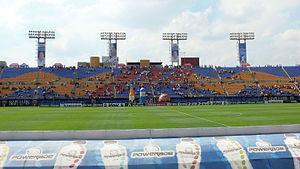 Estadio Alfonso Lastras - Image: Estadio Alfonso Lastras