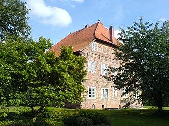 Jork - Image: Esteburg in Jork