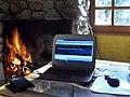 Estudiando con TIC al calor del fuego.jpg