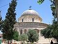 Ethiopian Abyssinian Church, Jerusalem.jpg