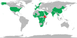 Ethiopian Airlines destinations map.png
