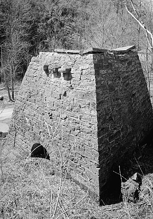 Catharine Township, Blair County, Pennsylvania - Etna Furnace, a blast furnace in the township