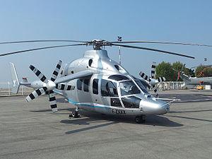 Eurocopter X3 - Eurocopter X³