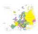 Mapa Europy (polityczna)