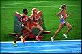 European Athletics Championiships Barcelona 2010 - Yuliya Zarudneva Marta Domínguez.jpg