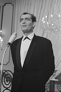 Eurovisie Songfestival 1962 te Luxemburg, voor Luxemburg Camillo Felgen, Bestanddeelnr 913-6609.jpg