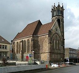 Ev reformierte Kirche Hannover Calenberg