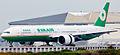 Eva Air Boeing 777-300ER braking with thrust reservers are open.jpg