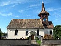 Evangelische Kirche, Wiesenstrasse 47, Felben-Wellhausen - Alt. View.jpg
