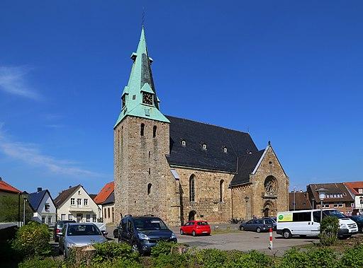 Evangelische Stadtkirche Westerkappeln 01