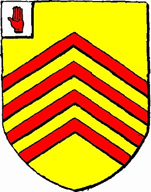 Simon Every - The Coat of Arms of the Every Baronets