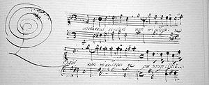 Carlo Caproli - Excerpt from the cantata Quietatevi pensieri by Carlo Caproli
