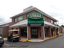 extra space storage office in kingstowne virginia
