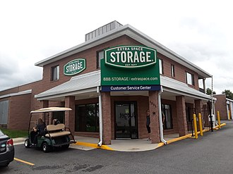 Extra Space Storage - Extra Space Storage office in Kingstowne, Virginia