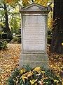 Félix Henri du Bois-Reymond - Französischer Friedhof, Berlin.jpg