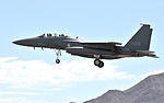 F-15K lands at Nellis AFB.jpg