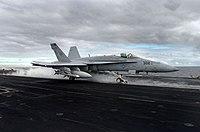 F/A-18黃蜂式戰鬥攻擊機