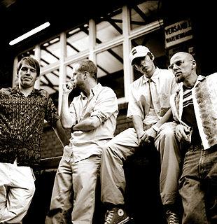 Die Fantastischen Vier German hip hop band