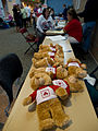 FEMA - 35427 - State Farm stuffed bears at a Recovery Center in Colorado.jpg