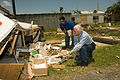 FEMA - 37364 - FEMA Public Assistance specialst inspects damage in Texas.jpg