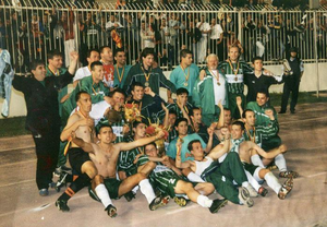 FK Pelister - After winning the Cup in 2001