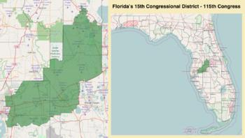 Florida\'s 15th congressional district - Wikipedia
