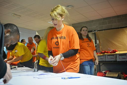 https://commons.wikimedia.org/wiki/File:FOSDEM_2014_volunteers_and_staff.jpg