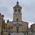 Fachada de poniente. Catedral de Ciudad Rodrigo (Salamanca).jpg