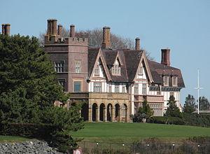 Fairholme (Newport R.I. mansion) - Fairholme in 2012