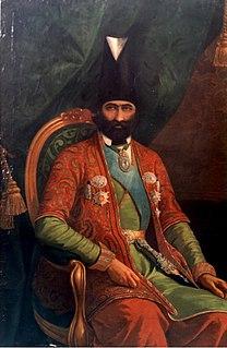 Farrokh Khan Iranian official