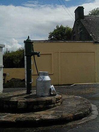 Feenagh, County Limerick - Feenagh Village Pump