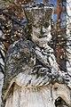 Fehérgyarmat, templomkerti Nepomuki Szent János-szobor 2021 11.jpg