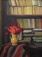 The Library (still-life)
