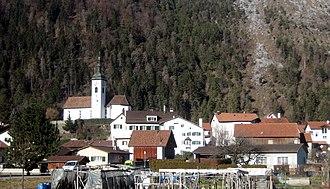 Felsberg, Switzerland - Image: Felsberg GR