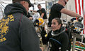 Female diver leaves her mark in history 130221-A-KU062-325.jpg